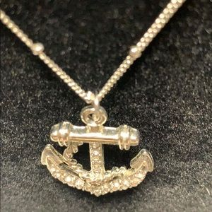 Jewelry - Anchor Charm Pendant Necklace